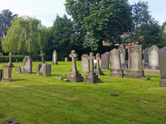 St. Martins Church Cemetery
