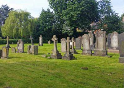 St Martins Church Cemetery