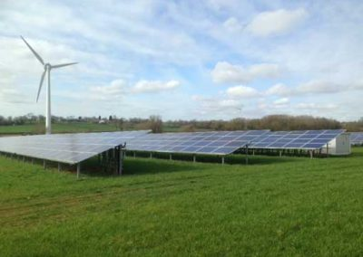 5MW Solar Farm