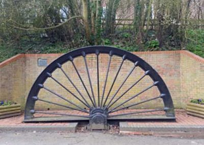 Colliery Wheel