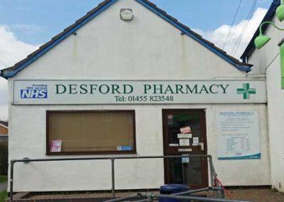 Desford-Pharmacy