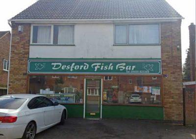 Desford Fish Bar